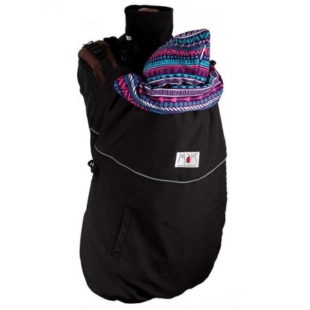 MaM DeLuxe Flex - Protecţie universală pentru vreme rece. Culoare Black/Boho2