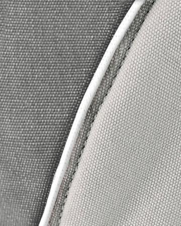Manduca XT, punte reglabilă, de la naștere la 20 kg. Culoare Grey White.4