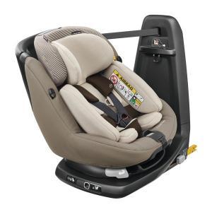 Maxi Cosi - AxissFix Plus i-Size. De la naștere la 4 ani. Prindere exclusiv în Isofix + Top Tether. Rotire 360 grade.7