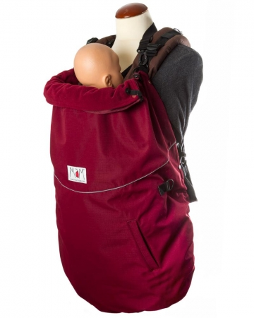MaM All Seasons - Protecţie universală pentru vreme rece. Culoare RoseWood Red.2