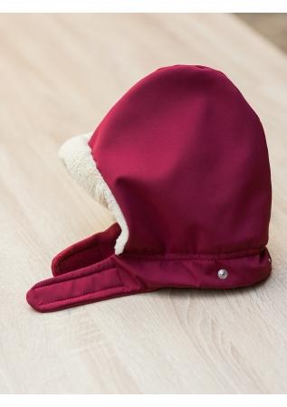 Isara - Protecție universală pentru vreme rece. Culoare Burgundy.1