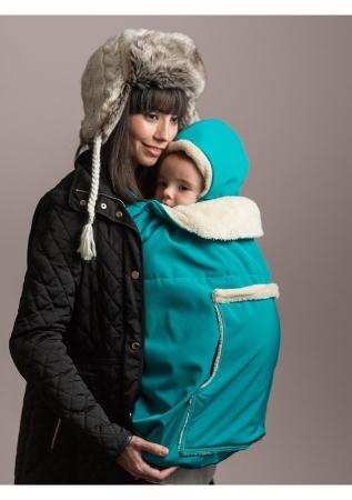 Isara - Protecție universală pentru vreme rece. Culoare Turquoise.0