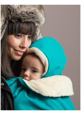 Isara - Protecție universală pentru vreme rece. Culoare Turquoise.2
