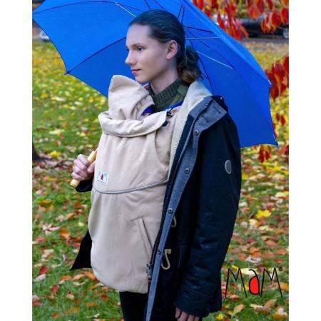 MaM DeLuxe Flex - Protecţie universală pentru vreme rece. Culoare SandCastle. [2]