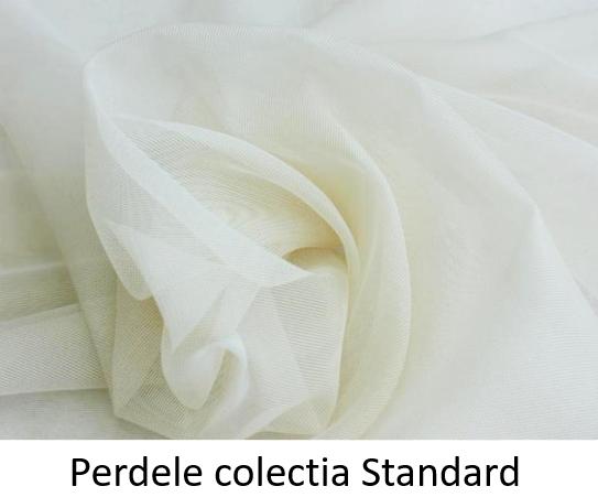 Perdele colectia Standard