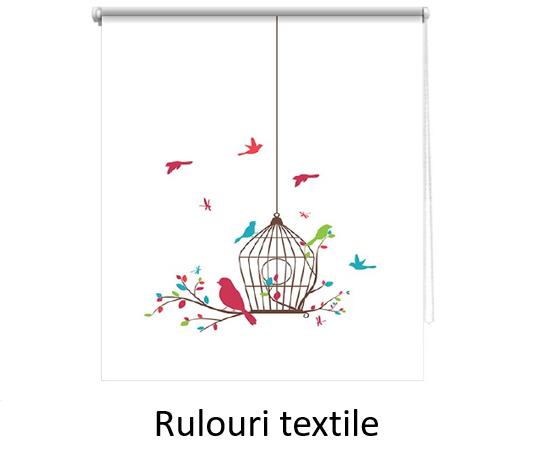 Rulouri textile