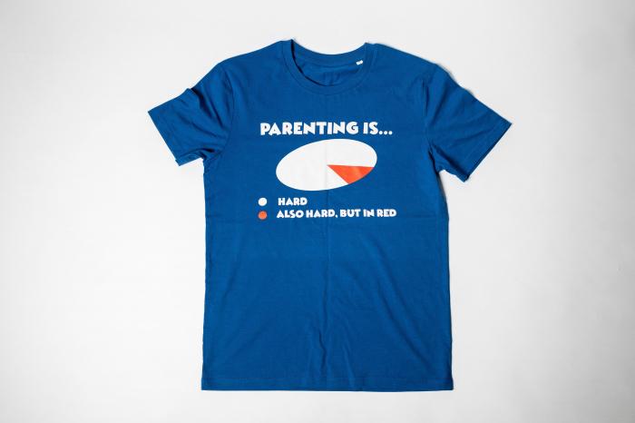 Tricou Bărbați Parenting Is… [0]