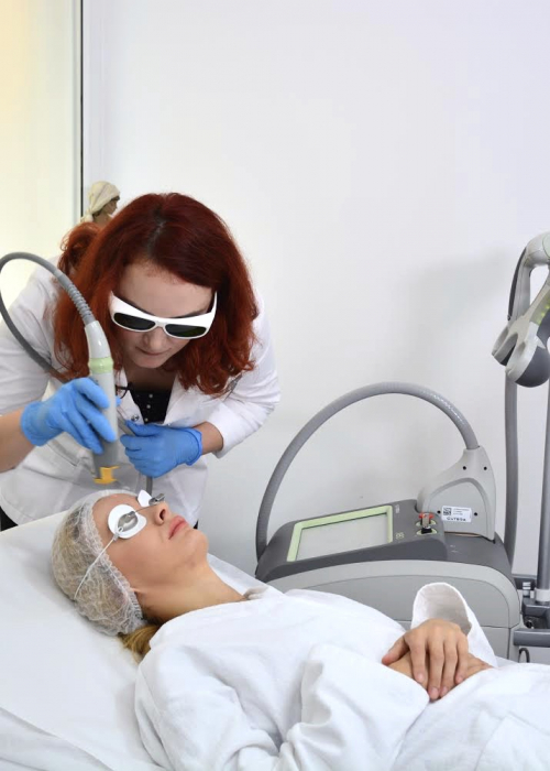Pachet tratament Laser Genesis 5 + 1 Gratis 0