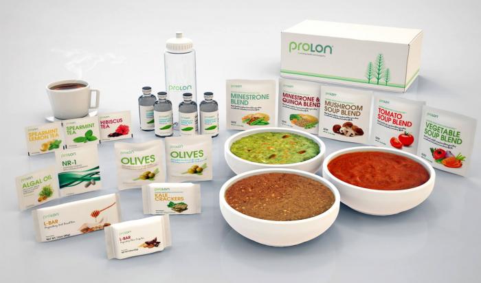 DIETA ProLon® - 3 CUTII 1