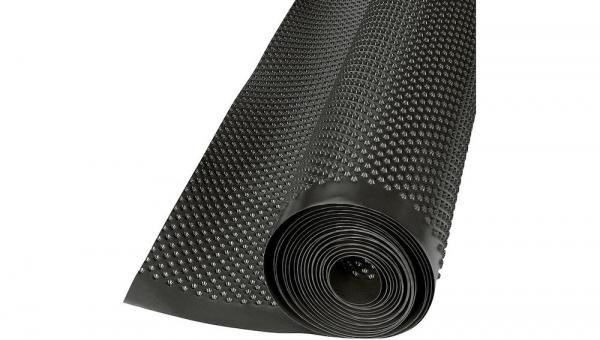 Placa de protectie fundatii si drenaj cu crampoane TERRAPLAST PLUS L8, 400 g/mp, 20 m/sul 0