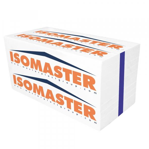 Polistiren expandat ISOMASTER EPS 60, 50 cm x 100 cm 0