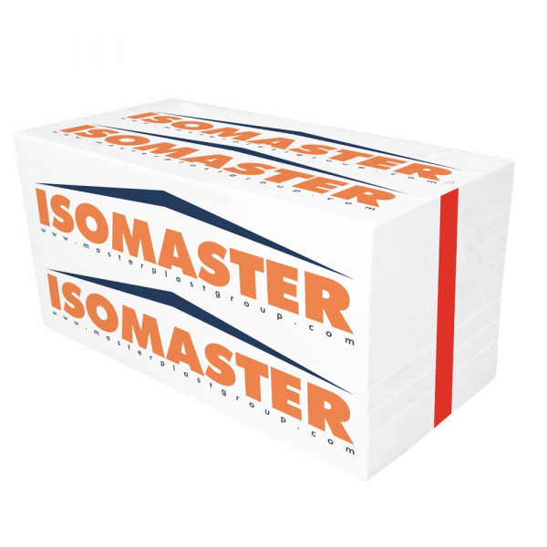 Polistiren expandat ISOMASTER EPS 80, 50 cm x 100 cm 0