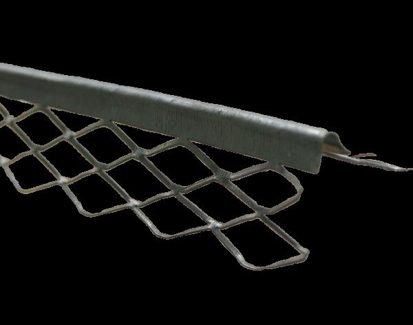 Profil de tencuit 34 × 34 mm, 3 m,  Protectie colt interior 0