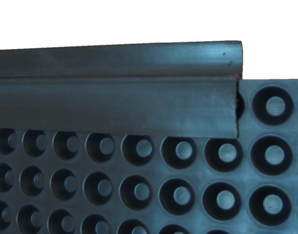 Profil de inchidere TERRAPLAST PLUS AC, 2 m/bucata 0