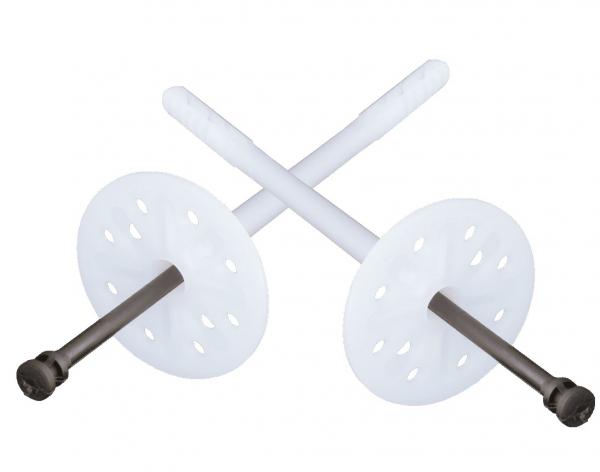 Diblu polistiren si vata THERMOMASTER D-Plus, 200 buc/cutie 0