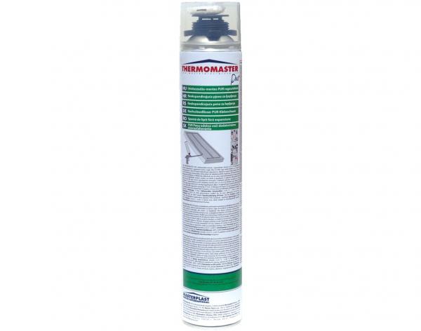 Spuma de lipit polistiren EPS si XPS THERMOMASTER PUR, 750 ml 0