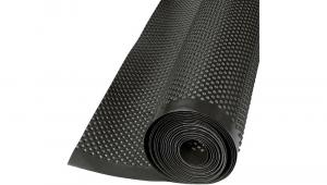 Placa de protectie fundatii si drenaj cu crampoane TERRAPLAST PLUS L8, 400 g/mp, 20 m/sul0