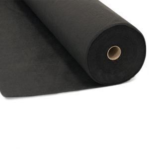 Geotextil negru TERRAPLAST GEOTEX, 100 g/mp, 18 mp/sul1