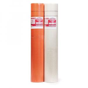 Plasa fibra de sticla, Orange, 160 g/mp, MASTERNET CLASSIC, 50mp1