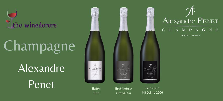 Champagne Alexandre Penet