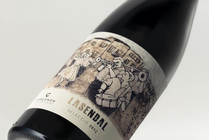 Vin rosu LASENDAL - 2018 - MONTSANT 1