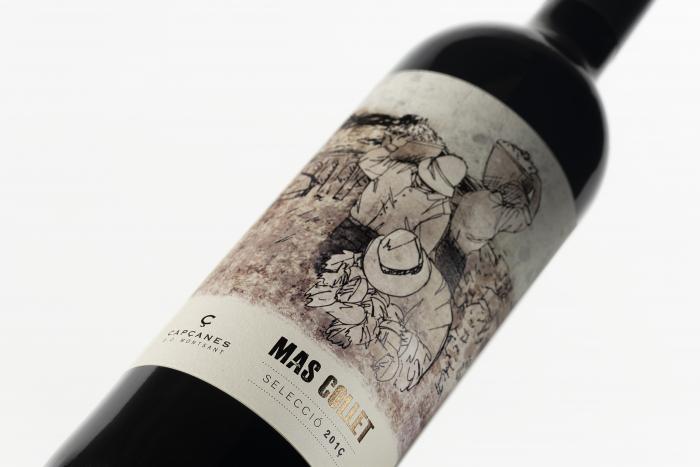 Vin rosu MAS COLLET - 2018 1