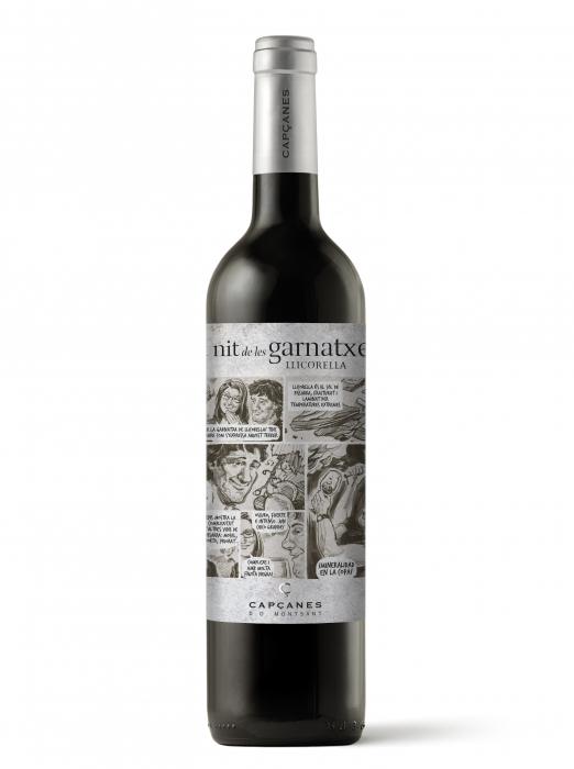 Vin rosu LA NIT DE LES GARNATXES SLATE [0]