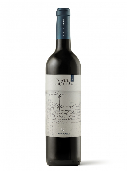 VALL DEL CALAS BIO Vin rosu - Vinuri rosii [1]