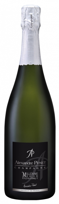 Champagne Millésime 2006 Extra Brut 0