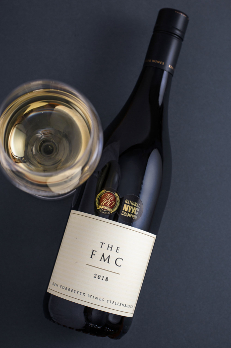 KEN FORRESTER ICON THE FMC CHENIN BLANC 2019 1