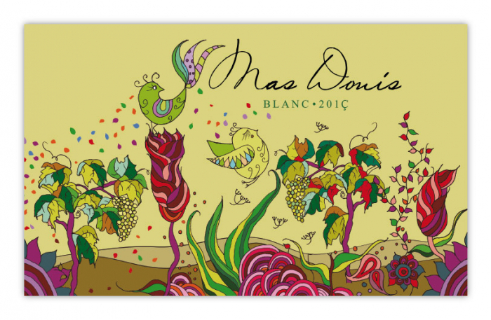 MAS DONIS BLANC - 2020 - MONTSANT D.O. [2]