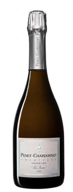 """Penet-Chardonnet Champagne Lieu-Dit """"Les Fervins"""", Verzy Grand Cru, Coplanted, Vintage 2009, Extra Brut [0]"""