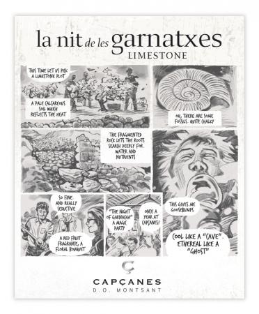 LA NIT DE LES GARNATXES LIMESTONE - 2018 - MONTSANT D.O.2