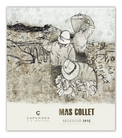 MAS COLLET 2018 - MONTSANT D.O.2