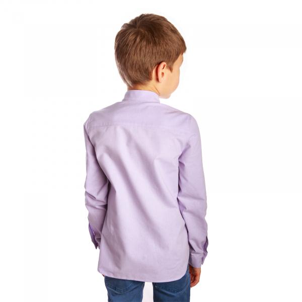 Cămașă creată dintr-un material pastelat, fin, foarte plăcut la purtat. Gulerul scurt, tip tunică ii conferă un aspect modern, putând fi purtată cu o pereche de blugi si pantofi sport. De asemenea, poate fi asortată cu un sacou casual, un cardigan sau o jacheta.  PERCÁLUL este o țesătură de bumbac deasă, subțire, netedă și foarte fină folosită pentru confecționarea cămășilor. 1