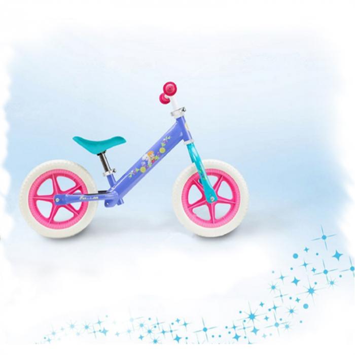 Bicicleta copii Frozen Disney, fara pedale 3