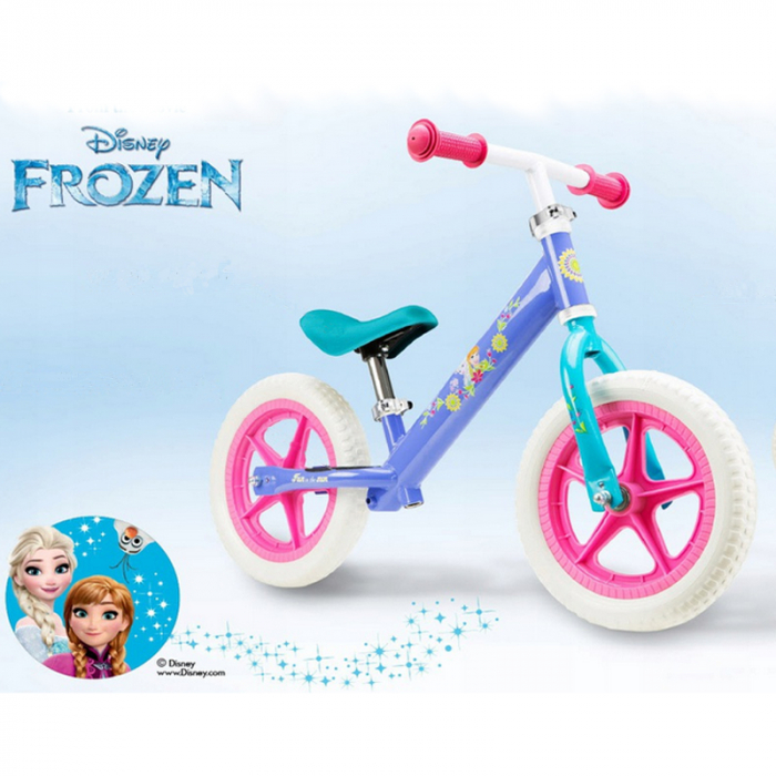 Bicicleta copii Frozen Disney, fara pedale 2