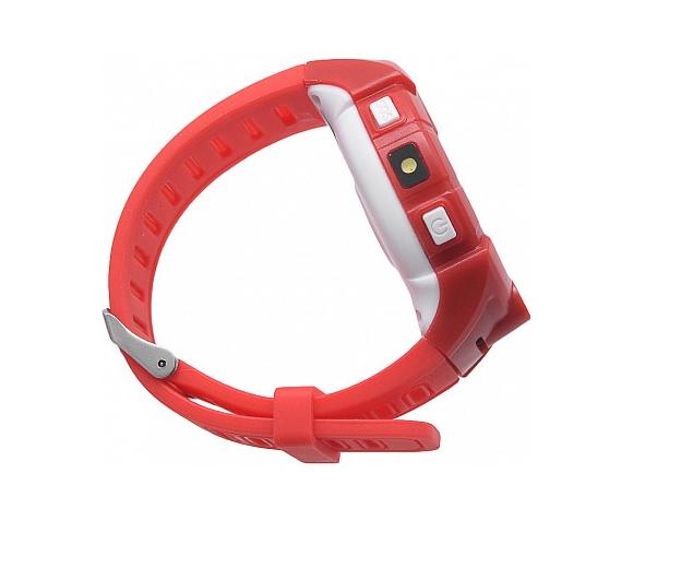Ceas Smartwatch cu GPS pentru Copii, SMARTIC®, Rosu, Rotund, functie apeluri, localizare GPS, camera foto, zona de siguranta, buton SOS 5