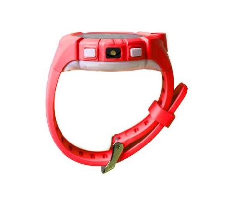 Ceas Smartwatch cu GPS pentru Copii, SMARTIC®, Rosu, Rotund, functie apeluri, localizare GPS, camera foto, zona de siguranta, buton SOS 6