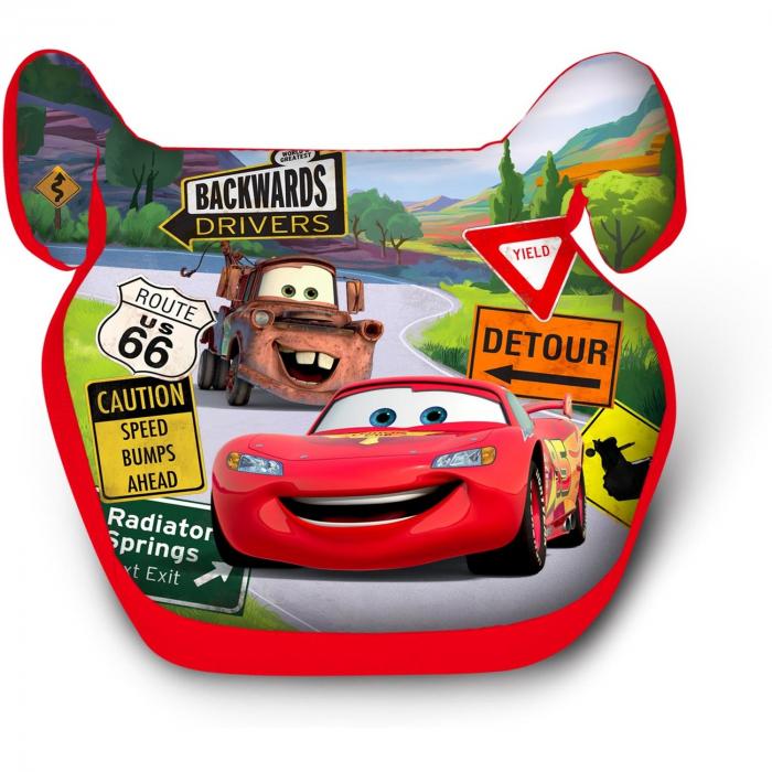 Inaltator auto , animat, pentru copii,Masini-Disney 0