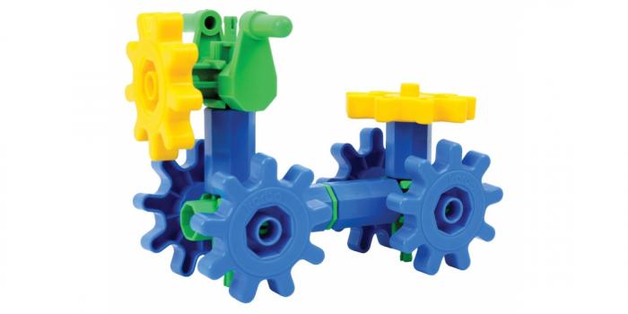 Joc educativ Korbo Quad18 Gandeste, Construieste, Roteste, de construit pentru copii 0