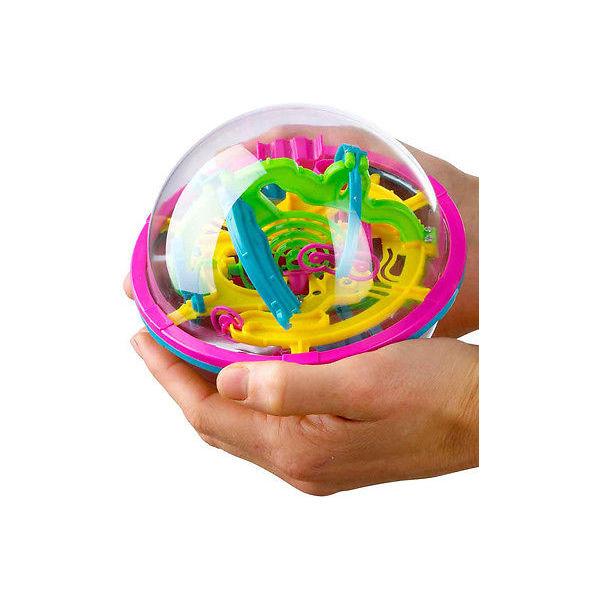 Labirint interactiv  cu bila 3D, pentru copii cu tonsoane 2
