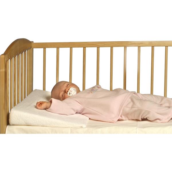 Perna inclinata pentru bebelusi, cu orificii de ventilare 1