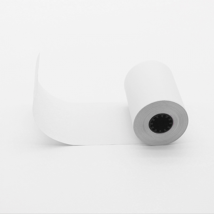 Set 5 role rezerva din hartie termica, compatibile cu Aparat Foto Instant, 55x25 mm, Smartic®, alb [2]