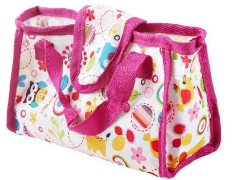 Set copii interactiv cu papusa bebelus si accesorii: tarc, carucior, suport bebe, geanta, covoras, SMARTIC®, multicolor 3