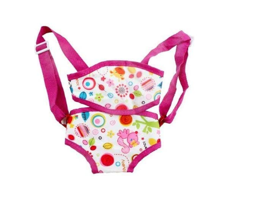 Set copii interactiv cu papusa bebelus si accesorii: tarc, carucior, suport bebe, geanta, covoras, SMARTIC®, multicolor 8