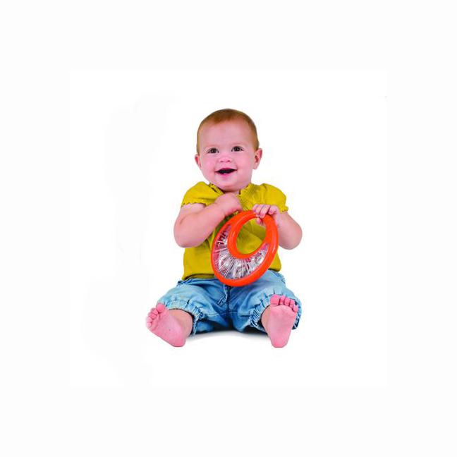 Set Interactiv pentru Bebelusi Instrumente Muzicale, Xilofon + 2 Tamburine, +12 Luni, Multicolor [3]