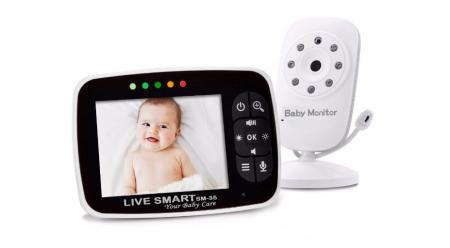 Baby Monitor Video pentru bebelusi SI-LiveSmart SM354