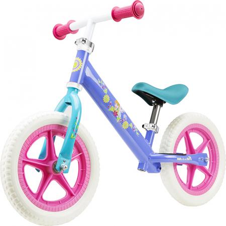 Bicicleta copii Frozen Disney, fara pedale0