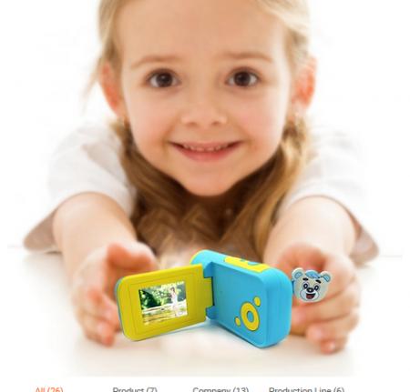 Camera Digitala Foto-Video pentru Copii, Fotografiere HD, Filmare HD, Albastru1